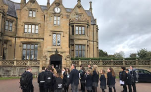 Brownlow House Tours
