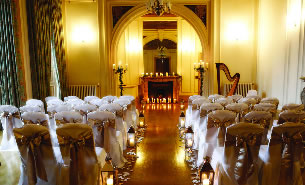 Weddings at Brownlow House - Lurgan Castle